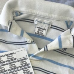 Square Clothing Labels