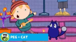 Peg + Cat - Best Educational Shows for Kids - LeeLee Labels